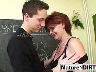 jav  mature teacher  ,  milf in glasses  ,  mother   porn movies